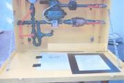 Pressure test rig 100MPa