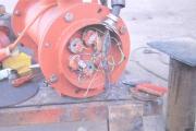 """4"""" - 90kw heater under construction"""