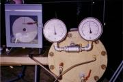 Pressure and temperature monitoring