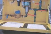 Pressure test rig 75MPa
