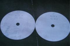 Gauging plates