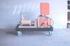 30kw 5 stage pump 1000lt/min
