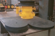 Discs ready to be fitted
