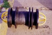 Bi-directional product separation tool