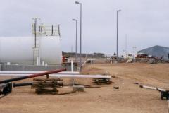 Fuel storage depot