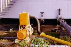 Water transfer pump