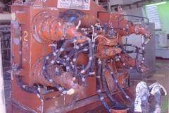 Hydraulic anchor winch