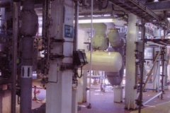 Gas flow lines