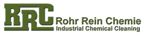 RRC Pipeline Cleaning Industrial Cleaning Rohr Rein Chemie